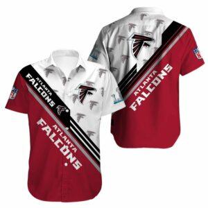 Atlanta Falcons Limited Edition Hawaiian Shirt N02