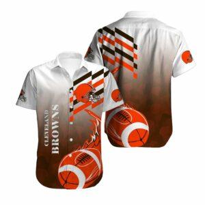 Cleveland Browns Limited Edition Hawaiian Shirt N02