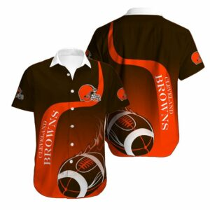 Cleveland Browns Limited Edition Hawaiian Shirt N04