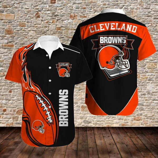 Cleveland Browns Limited Edition Hawaiian Shirt N05