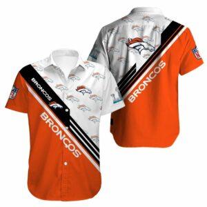 Denver Broncos Limited Edition Hawaiian Shirt N02
