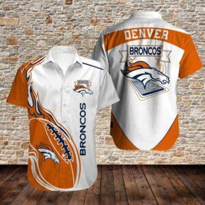 Denver Broncos Limited Edition Hawaiian Shirt N05
