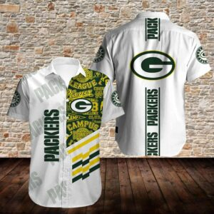 Green Bay Packers Limited Edition Hawaiian Shirt N01