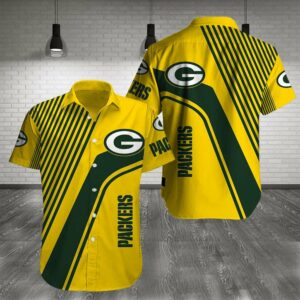 Green Bay Packers Limited Edition Hawaiian Shirt N02