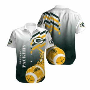 Green Bay Packers Limited Edition Hawaiian Shirt N05