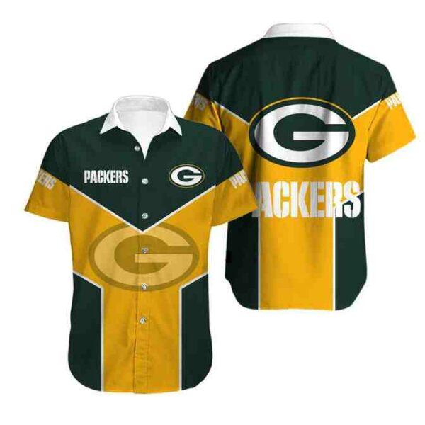 Green Bay Packers Limited Edition Hawaiian Shirt N06