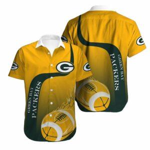 Green Bay Packers Limited Edition Hawaiian Shirt N08