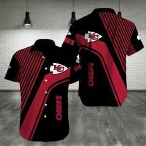 Kansas City Chiefs Limited Edition Hawaiian Shirt N01