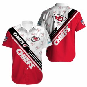 Kansas City Chiefs Limited Edition Hawaiian Shirt N02