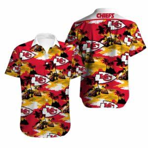 Kansas City Chiefs Limited Edition Hawaiian Shirt N04