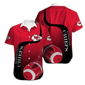 Kansas City Chiefs Limited Edition Hawaiian Shirt N05