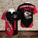 Kansas City Chiefs Limited Edition Hawaiian Shirt N06