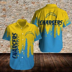 Los Angeles Chargers Limited Edition Hawaiian Shirt N03