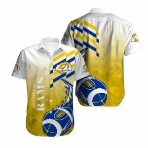 Los Angeles Rams Limited Edition Hawaiian Shirt N02
