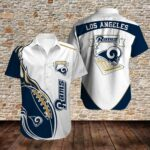 Los Angeles Rams Limited Edition Hawaiian Shirt N05