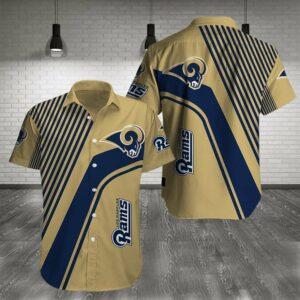 Los Angeles Rams Limited Edition Hawaiian Shirt N06