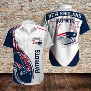 New England Patriots Limited Edition Hawaiian Shirt N03