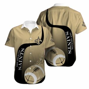 New Orleans Saints Limited Edition Hawaiian Shirt N05
