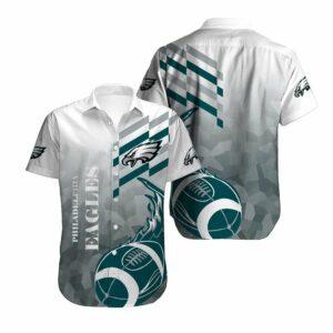 Philadelphia Eagles Limited Edition Hawaiian Shirt N02