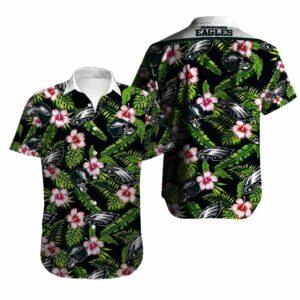 Philadelphia Eagles Limited Edition Hawaiian Shirt N07