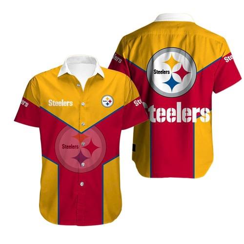 Pittsburgh Steelers Limited Edition Hawaiian Shirt N03