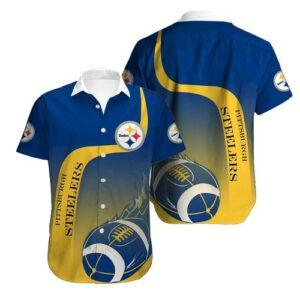 Pittsburgh Steelers Limited Edition Hawaiian Shirt N05