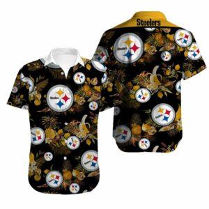 Pittsburgh Steelers Limited Edition Hawaiian Shirt N07