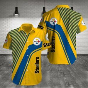 Pittsburgh Steelers Limited Edition Hawaiian Shirt N08