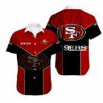 San Francisco 49ers Limited Edition Hawaiian Shirt Model 6