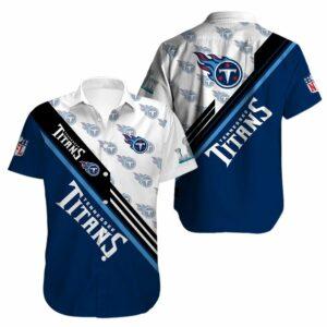 Tennessee Titans Limited Edition Hawaiian Shirt N01