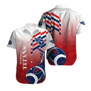 Tennessee Titans Limited Edition Hawaiian Shirt N02