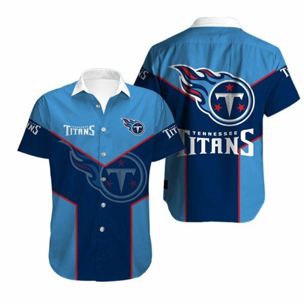 Tennessee Titans Limited Edition Hawaiian Shirt N03