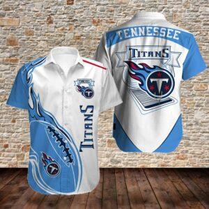 Tennessee Titans Limited Edition Hawaiian Shirt N04