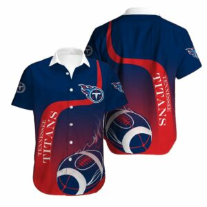 Tennessee Titans Limited Edition Hawaiian Shirt N05