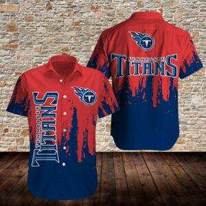 Tennessee Titans Limited Edition Hawaiian Shirt N06