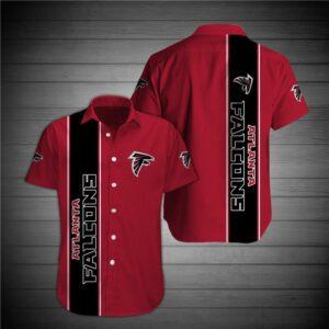 Atlanta Falcons Limited Edition Hawaiian Shirt N01