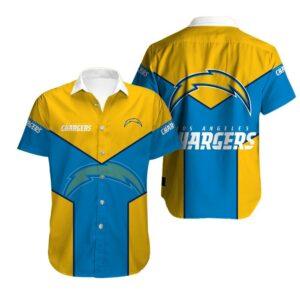 Los Angeles Chargers Limited Edition Hawaiian Shirt N07
