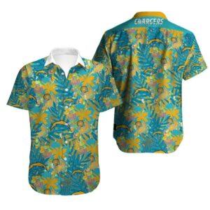 Los Angeles Chargers Limited Edition Hawaiian Shirt N05