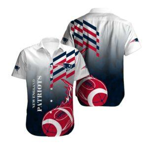 New England Patriots Limited Edition Hawaiian Shirt N07