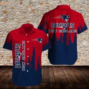 New England Patriots Limited Edition Hawaiian Shirt N06