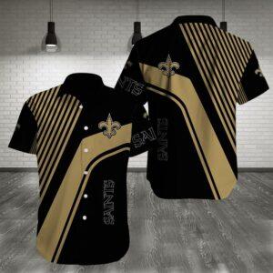 New Orleans Saints Limited Edition Hawaiian Shirt N04