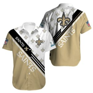 New Orleans Saints Limited Edition Hawaiian Shirt N02