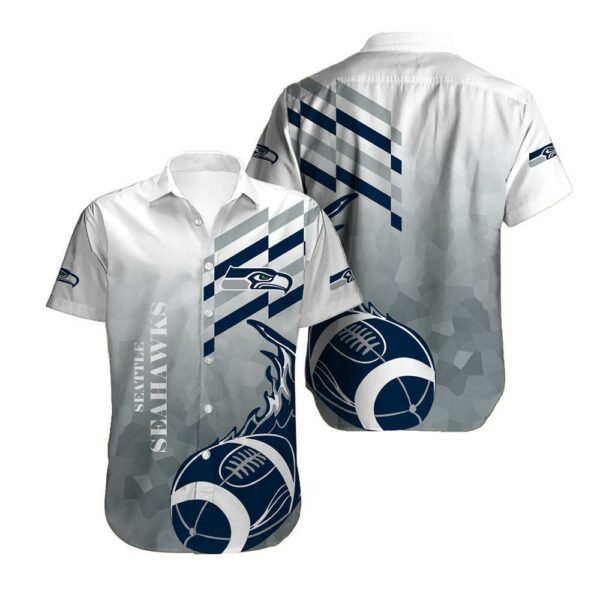 Seattle Seahawks Limited Edition Hawaiian Shirt Model 6