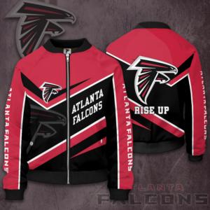 NFL Atlanta Falcons AF Bomber Jacket