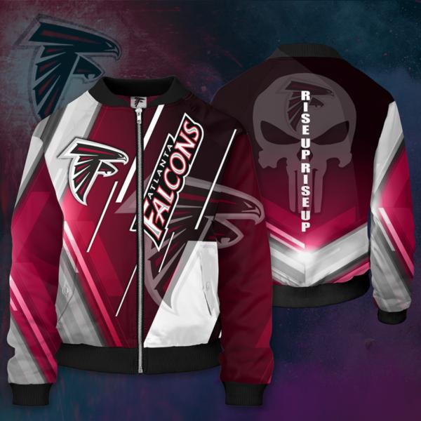 Atlanta Falcons AF Bomber Jacket