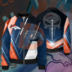 Denver Broncos DB Bomber Jacket