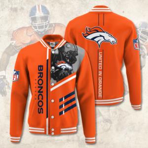 Denver Broncos DB Varsity Jacket