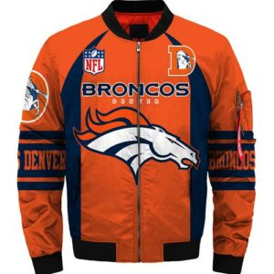 Denver Broncos Jacket Style #3 winter coat gift for men
