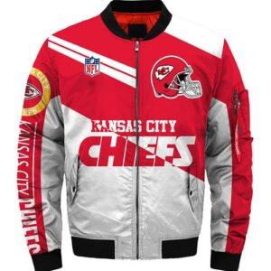 Kansas City Chiefs Jacket Style #2 winter coat gift for men