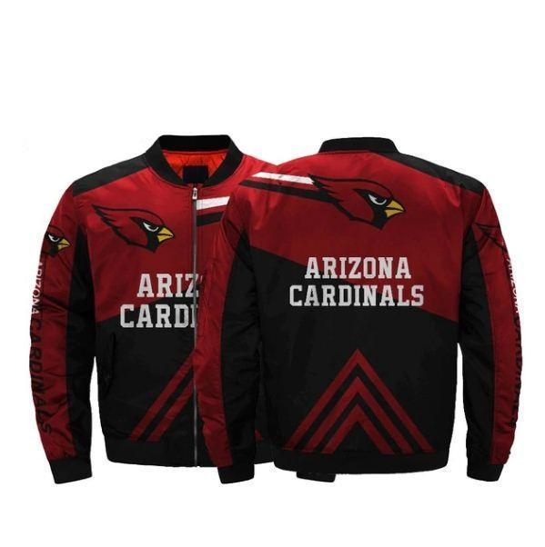 men bomber jackets arizona cardinals jacket coats 1